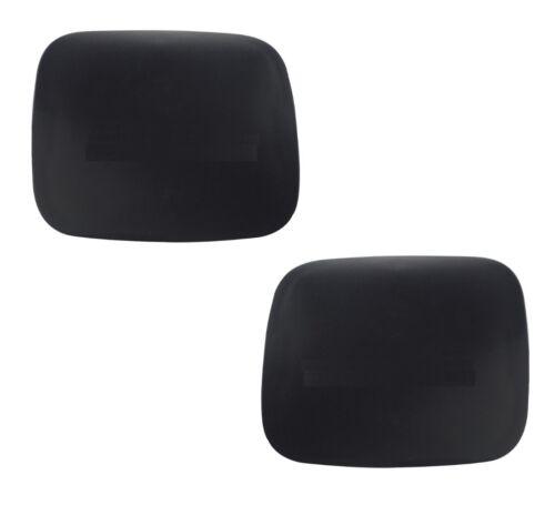 Pair Front Bumper Tow Hook Eye Cover Cap for LEXUS RX330 RX350 04-09