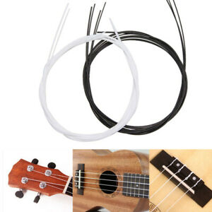 Nylon-Professional-Replacement-Mini-Guitar-Ukulele-Strings-Musical-Tool