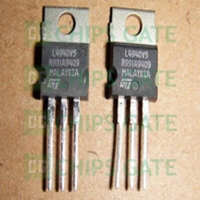 5X L4940V5 TO-220 VERY LOW DROP 1.5 A REGULATORS