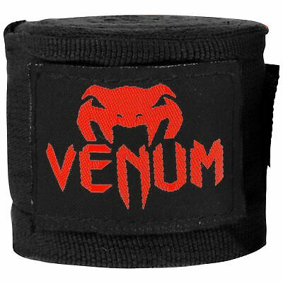 Boxing, Martial Arts & Mma Venum Kontact Boxe Bende Cotone Bendaggi Mma Polso Muay Thai Rosso 2,5 M 4m 2019 Latest Style Online Sale 50% Other Combat Sport Supplies