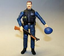 1:18 BBI Elite Force NYPD SWAT Police Law Enforcement Figure w/ Shotgun