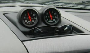 Fits 2004-2009 F-150 Dash Tray Mount Gauge Pod Holder Supercharged