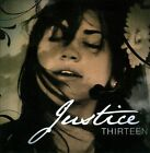 Thirteen by Justice (Twee Pop) (CD, 2010, TES Productions)