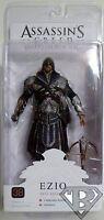Ezio Onyx Assassin Assassin's Creed Brotherhood 7 Inch Game Figure Neca 2011