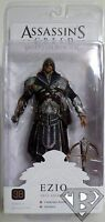 Ezio Onyx Assassin Assassin's Creed Brotherhood 7 Inch Game Figure Neca 2011