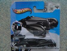 Hot Wheels 2013 #185/250 CUSTOM CADILLAC FLEETWOOD black New casting 2013