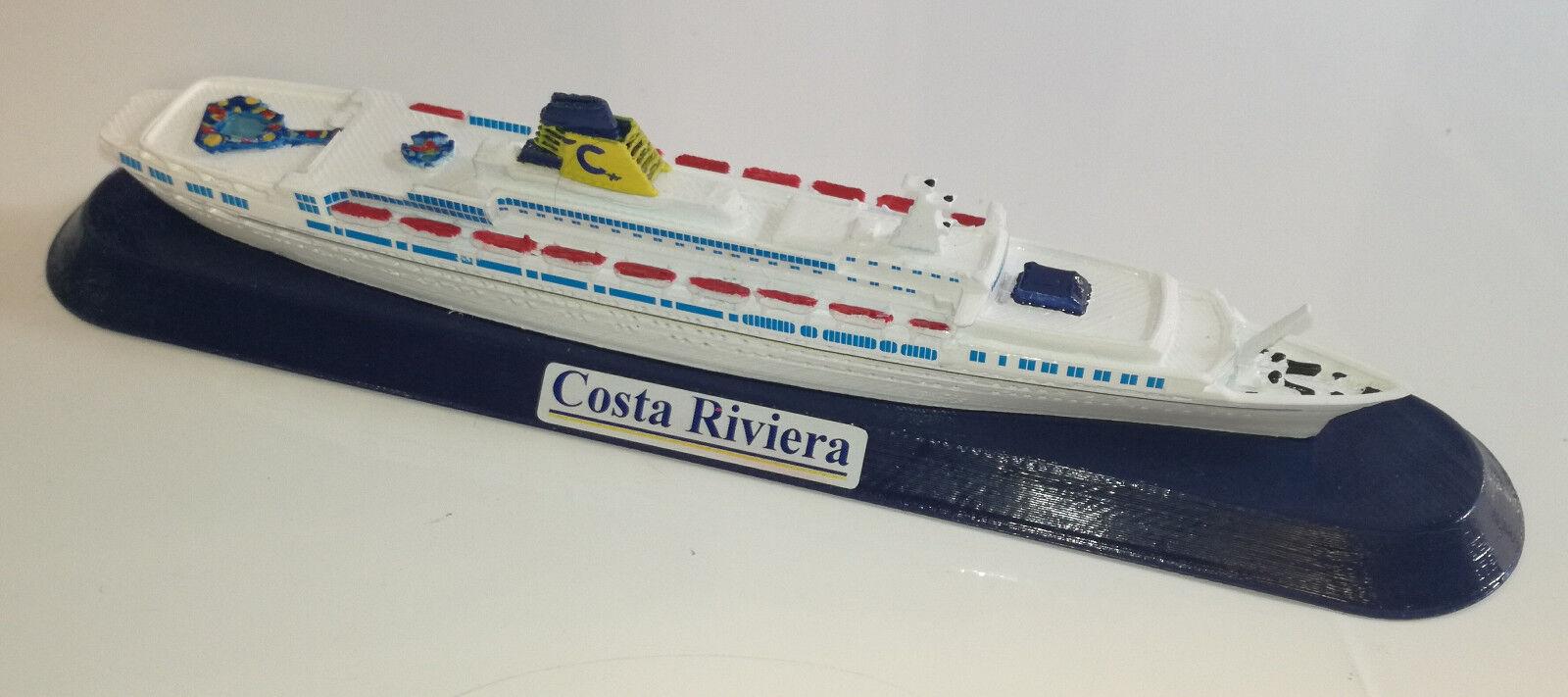 COSTA RIVIERA COSTA CROCIERE CROCIERE CROCIERE EX. t n Guglielmo Marconi model ship scale 1 1250 301e1e