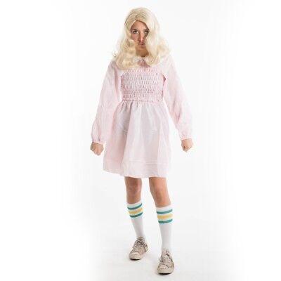 Adult 11 Eleven Socks Stranger Fancy Dress Costume Things Halloween Socks only