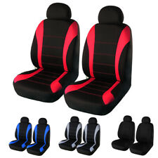Surprising 2Pc Ladybug Red Cute Bugs Design Black Front Rear Bench Row Machost Co Dining Chair Design Ideas Machostcouk