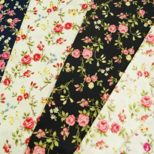 Rosemary/'s Rose Bush Bunched 100/% Cotton Fabric