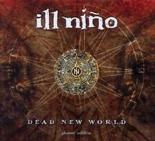 Ill Nino - Dead New World-Special Edition (Inkl.Poster+S - CD NEU