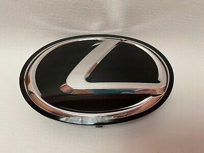 Lexus LX570 RX450H GS350 LS460 IS250//350 F-Sport OEM Front Grille Blue Emblem