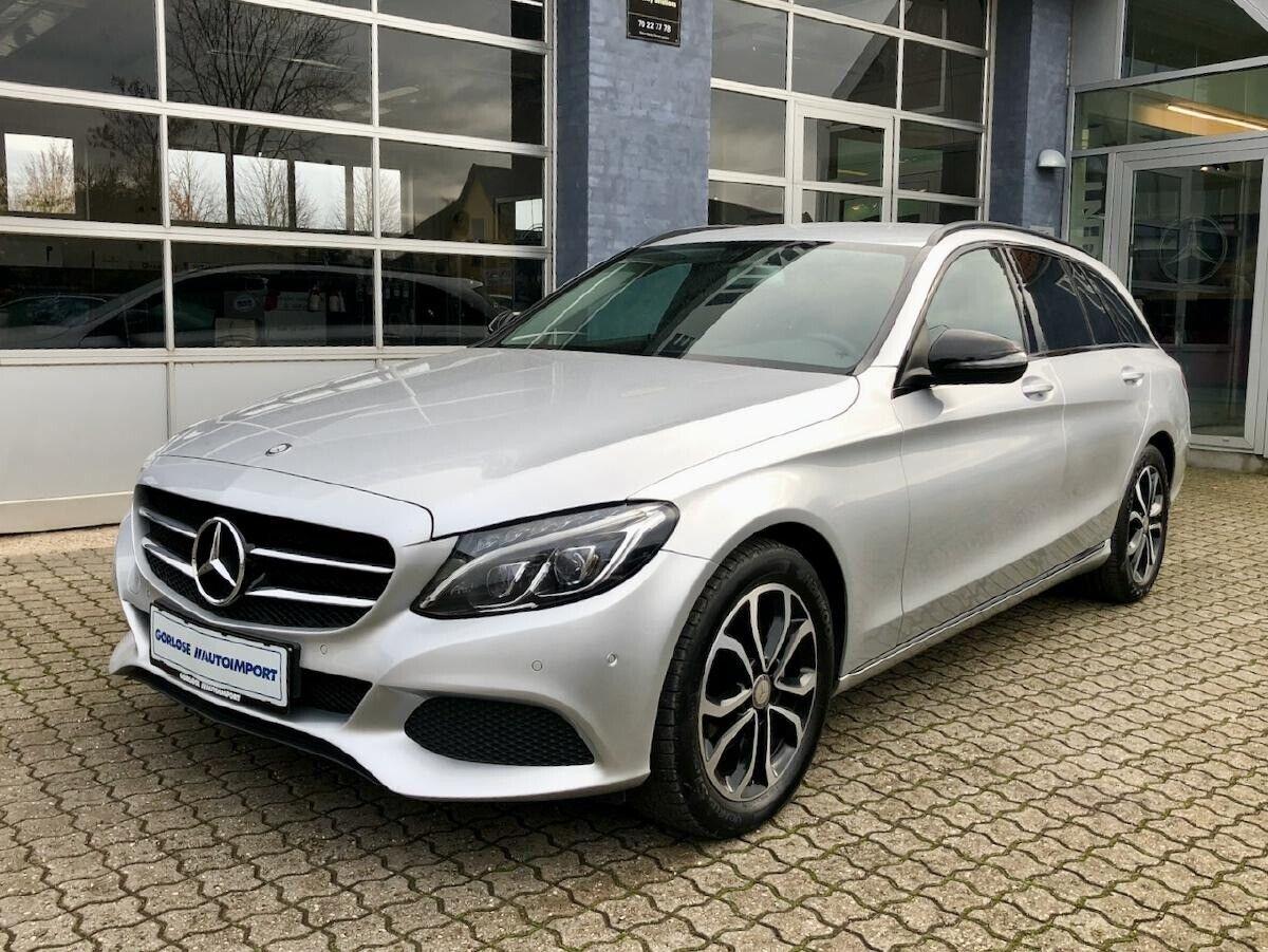 Mercedes C220 d 2,2 Avantgarde stc. aut. 5d - 289.900 kr.