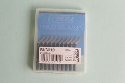 10pcs BK3010 Blades for NOGA NB1000 NB1100 Deburring Tool