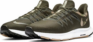 Details about Shoes nike Running Quest Camouflage Man Fabric Light  Ammostizzata Sport