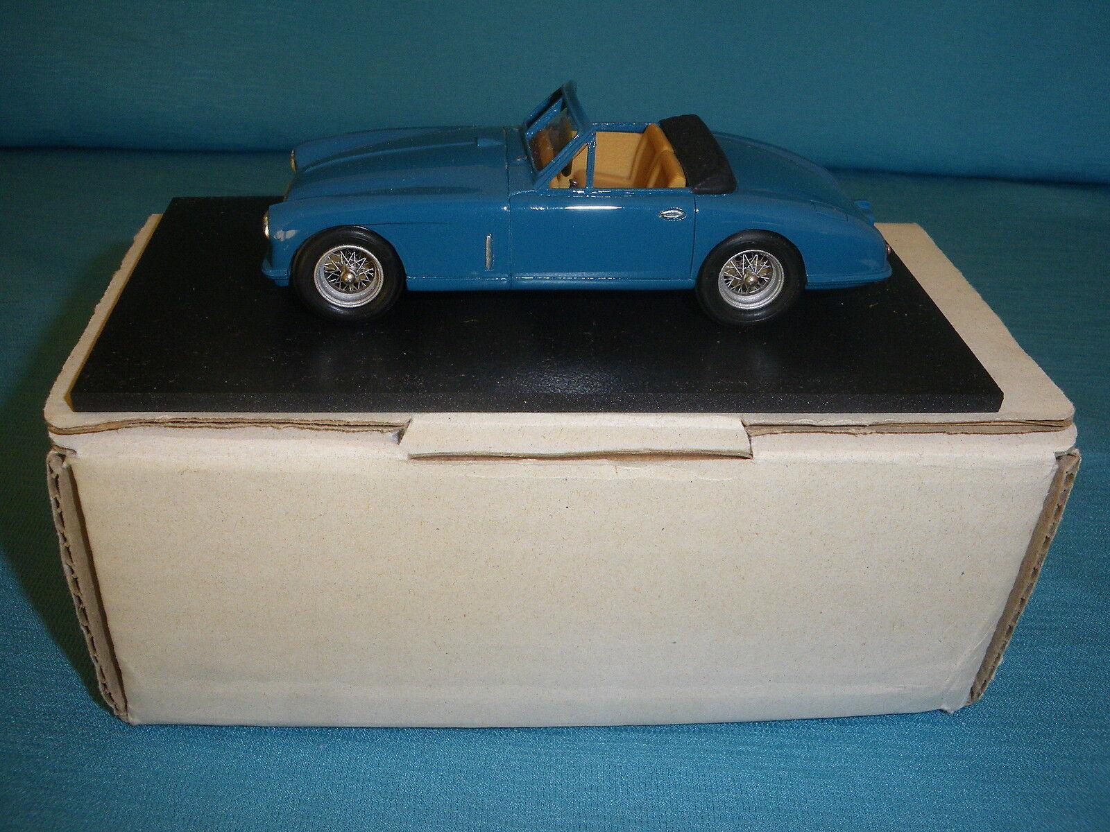 HECO MODELLI 67M Kit 1/43 ASTON MARTIN DB2 DROPHEAD 1952 CAB. 331 I
