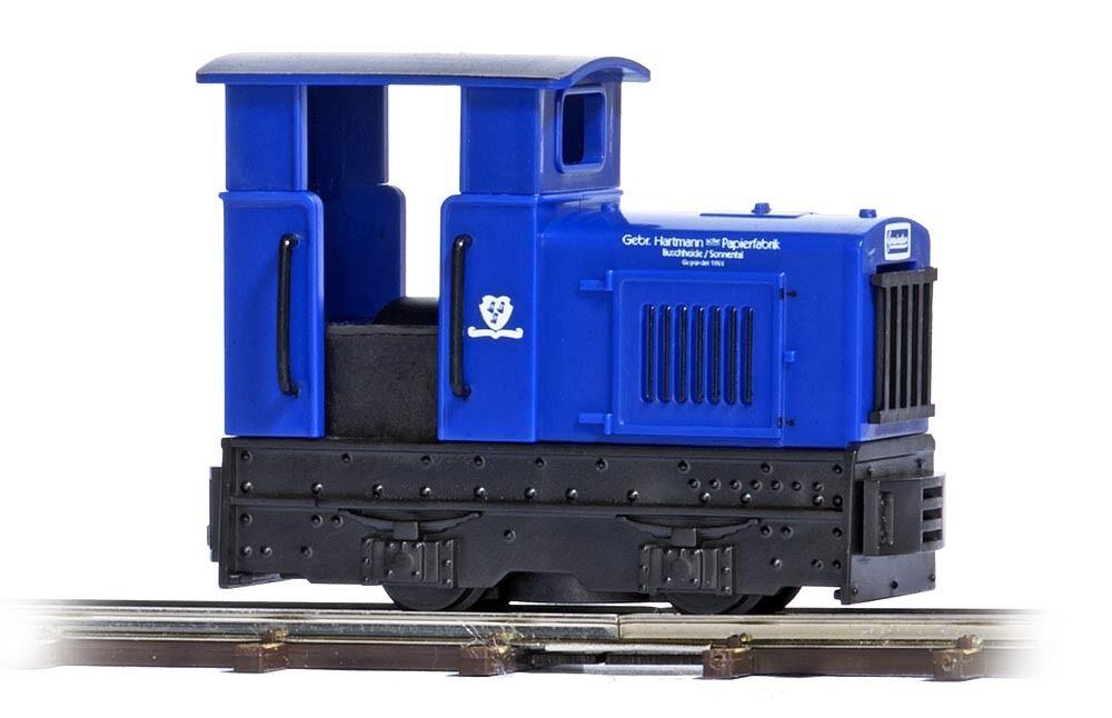 Busch 12112 Diesel-LOCOMOTIVA  GMEINDER 15/18  h0  neu in OVP