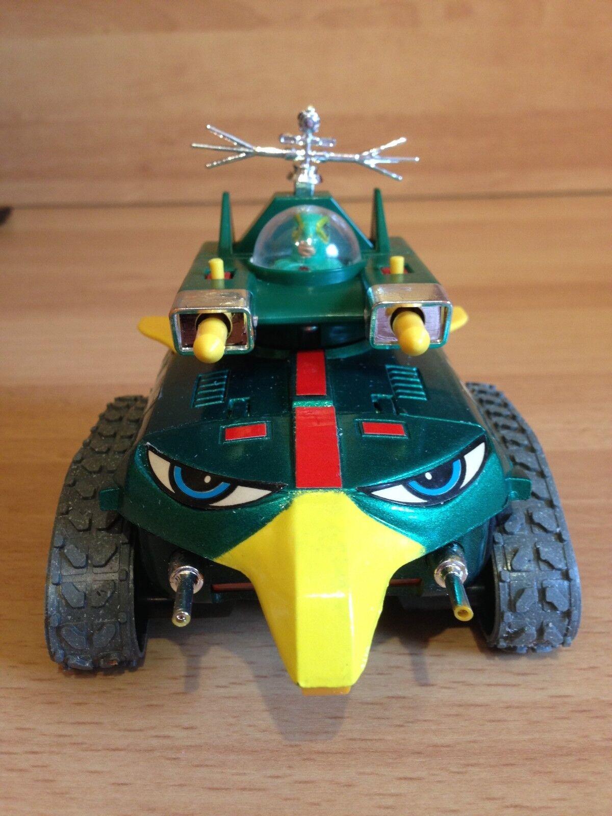 La Bataille des planètes Skytank Hound Tank Gatchahomme G5  CEJI POPY comme Neuf  qualité officielle