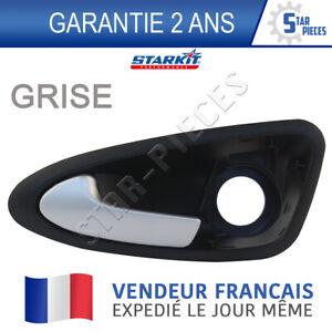 POIGNEE-INTERIEURE-AVANT-GAUCHE-CONDUCTEUR-SEAT-IBIZA-08-12-3-amp-5-PORTES-GRISE