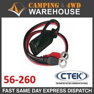 CTEK-Comfort-Quick-Connect-Eyelet-6-4mm-M6-MXS3-8-MXS5-0-XC-XS-Lithium-56-260