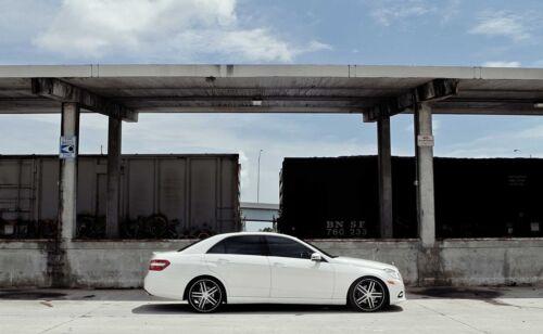 2010-17 Mercedes Benz E Adjustable Lowering Links Air Suspension Kit W212 v2