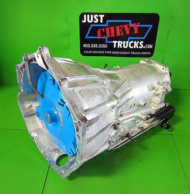 99 - 06 Chevy Silverado Sierra REBUILT 4L60 4WD Transmission W/ Torque Converter