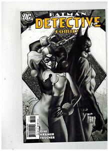 DETECTIVE-COMICS-Batman-831-1st-Printing-Harley-Quinn-2007-DC-Comics