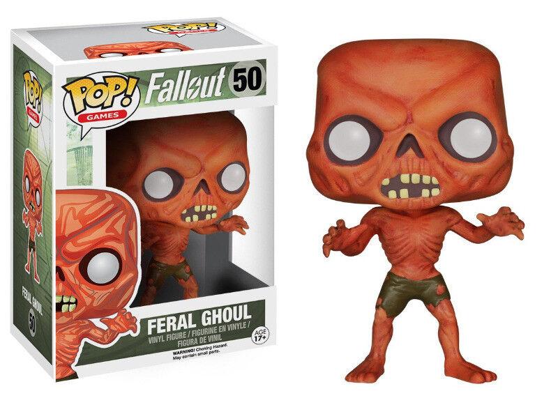 Funko Pop! Games: Fallout - Feral Ghoul Vinyl Figure (new)