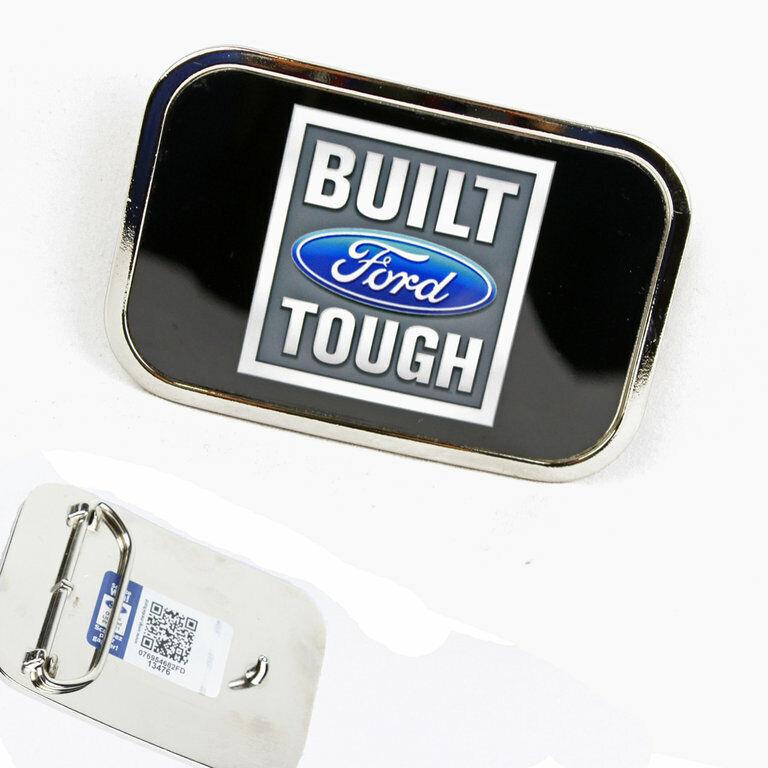 Build Ford Tough Logo US Car Rockabilly Retro Belt Buckle Gürtel Gürtelschnalle