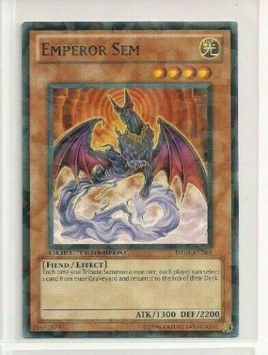Choose from List TCG CHOICE Yugioh Assorted Duel Terminal Cards DT05 You Pick