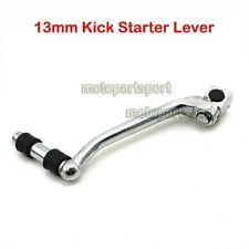 13mm Kick Start Lever For Zongshen Piranha GIO Stomp Demon IMR DHZ Dirt Pit Bike