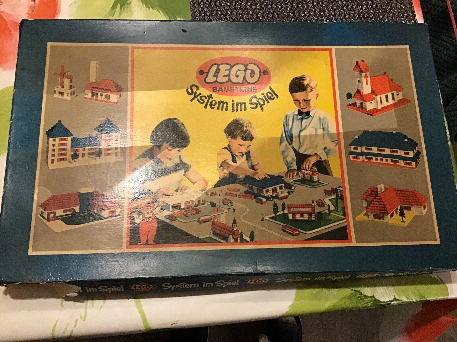 Lego großer alter Kasten 700 0