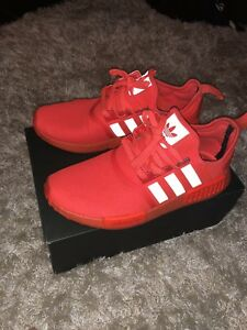 timeless design e4978 54863 Details about Solar Red NMDS Size: 10.5