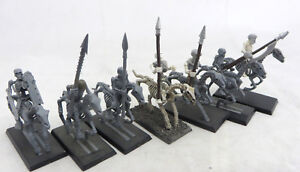Warhammer-Tomb-Kings-Vampire-count-skeletons-army-lot-mounted-deadwalkers-AOS