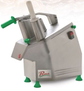 BRAND-NEW-Primo-PVC-500-Commercial-Food-Processor-Slicer-5-Blades-FREE-SHIPPING