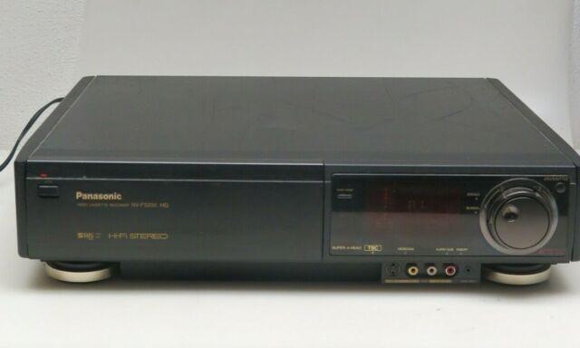 Panasonic NV FS200 NV-FS200 HQ NV-FS200EG SVHS VHS Hifi Stereo Video & Recorder