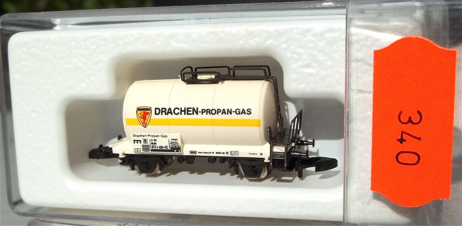 GAS DI DRAGO, Vagone cisterna Kolls 88704   8612 Z 1/220 340