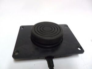 CPI Steel Foot Momentary Switch Electric Pedal Heavy duty industrial