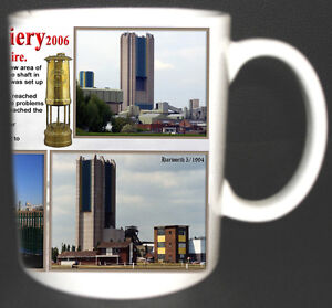 HARWORTH-COLLIERY-COAL-MINE-MUG-LIMITED-EDITION-GIFT-MINERS-NOTTINGHAMSHIRE-PIT