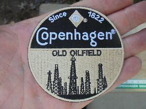 COPENHAGEN-SINCE-1822-034-OLD-OILFIELD-034-DERRICKS-IRON-ON-PATCH-3-034