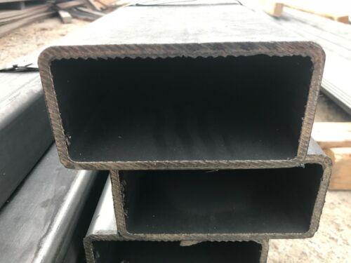 "Steel Rectangular Tubing 3/""X 6/"" X 3//16/"" X 36/"""