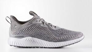 4ae458910f7 Image is loading Adidas-Men-039-s-alphabounce-EM-Grey-White-