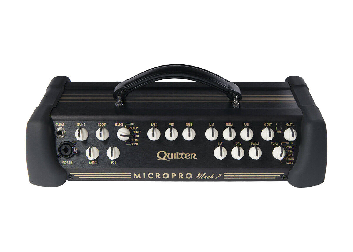 Quilter MicroPro Mach 2 Standalone Head Unit. Buy it now for 603.54