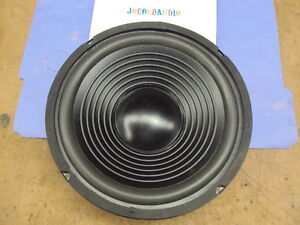MG Model 1035 CP Woofer. 10 Inch.100 Watts RMS. 200 Watts Peak. Tested.  *