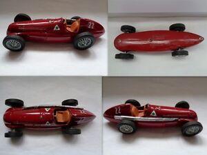 Mebetoys Alfa Romeo 8600 Alfetta 159-1951 En Metal 1/25