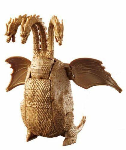 Godzilla Egg King Ghidorah