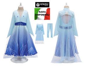 Simil-Frozen-2-Vestito-Carnevale-Giacca-Elsa-Cosplay-Costume-Jacket-FROZ007J