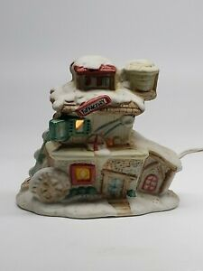 Christmas-Toy-Shop-Ceramic-lighted-Vintage-village-shop-RETAILER