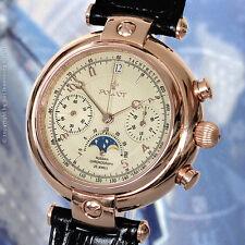 POLJOT 31679 Basilika Silver Century Mondphasen Saphir Russian president watch