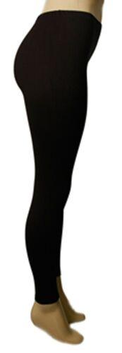 Womens Ladies Kids Black White School Uniform Long Knee High Cotton Plain Socks